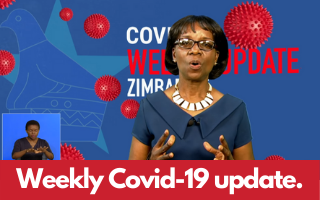 weekly Covid-19 update