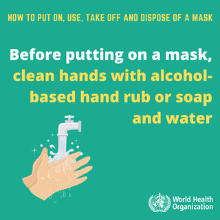 When and How to Wear a Mask2